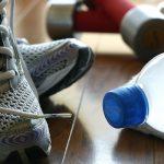 勧められるがままランニングシューズを購入、マラソン大会終了後足が酷い状態に。
